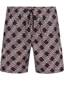 Плавки-шорты с принтом Fendi