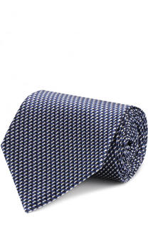 Шелковый галстук Ermenegildo Zegna