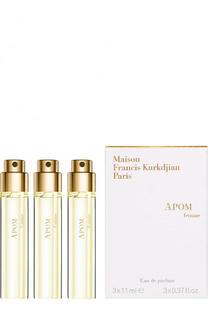 Парфюмерная вода Apom refills Maison Francis Kurkdjian