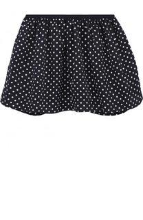 Мини-юбка в горох Polo Ralph Lauren