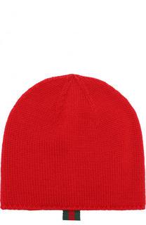 Шерстяная шапка Gucci