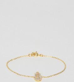 Браслет Otoman Hands Fatima - Золотой