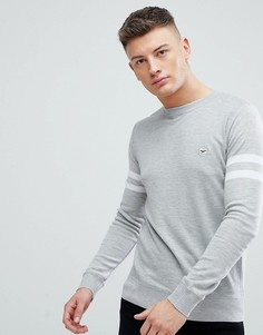 Легкий джемпер Le Breve - Серый