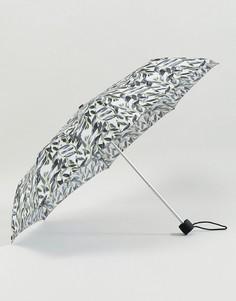 Зонт Fulton Minilite 2 Weeping Willow - Черный