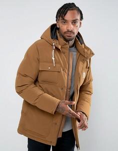 Куртка со съемным капюшоном Carhartt WIP - Рыжий