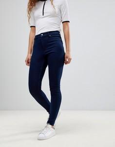 Облегающие джинсы Cheap Monday - Темно-синий