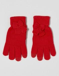 Перчатки для сенсорного экрана 7X - Красный