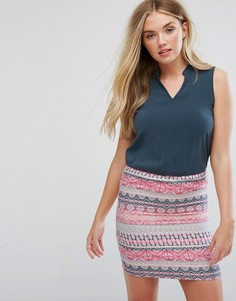 Платье 2 в 1 Vero Moda - Мульти