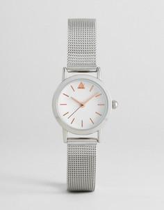 Серебристые часы ASOS CURVE - Серебряный