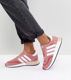 Розовые кроссовки adidas Originals N-5923 - Розовый