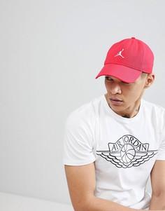 Розовая кепка Nike Jordan H86 847143-691 - Розовый