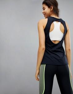 Черный топ Nike Training Dry - Черный