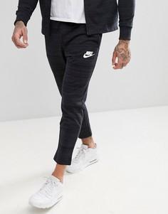 Черные облегающие джоггеры Nike 885923-010 - Черный