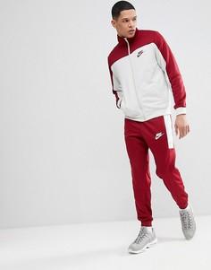 Красный спортивный костюм Nike Poly 861774-677 - Красный