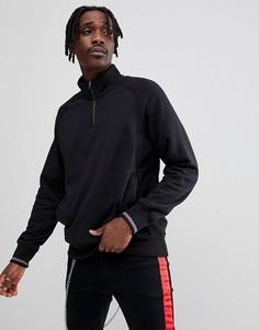 Черный свитшот Nike SB Everett 885827-010 - Черный