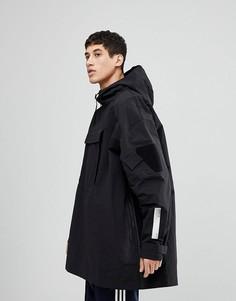 Черная oversize-куртка adidas Originals NMD CE1580 - Черный