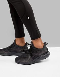 Черные кроссовки adidas Running Alphabounce DB1090 - Черный