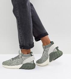 Зеленые кроссовки adidas Originals Tubular Doom - Зеленый