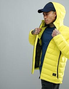Желтая дутая куртка ONeill Activewear Tube - Желтый O`Neill