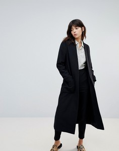Легкое пальто Helene Berman - Черный