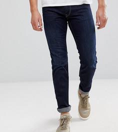 Темные узкие джинсы Replay Anbass - Темно-синий