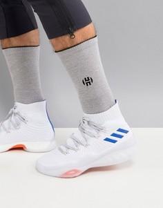 Белые кроссовки adidas Crazy Explosive 2017 CQ0611 - Белый