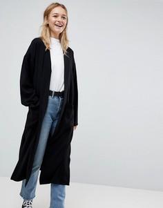 Пальто ASOS - Серый