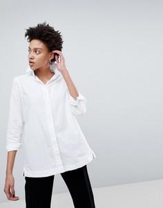Джинсовая рубашка Waven Nott 3.0 - Белый