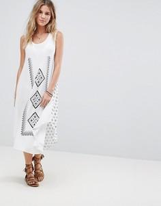 Пляжное платье Liquorish - Белый