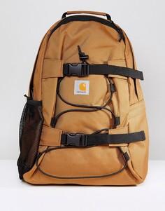 Коричневый рюкзак Carhartt WIP Kickflip - Коричневый