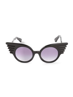 солнцезащитные очки Jeremy Scott Wings Linda Farrow Gallery