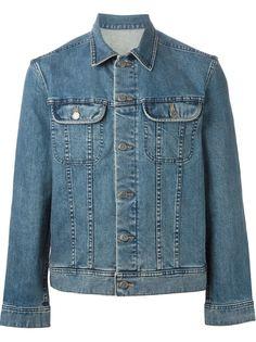 джинсовая куртка A.P.C.