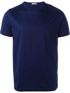 классическая футболка  Moncler
