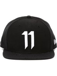 кепка с заплаткой с логотипом 11 11 By Boris Bidjan Saberi
