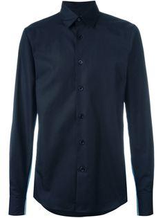 рубашка с панельным дизайном Marni