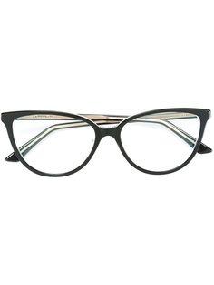 солнцезащитные очки в оправе кошачий глаз Dior Eyewear