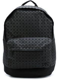 рюкзак с геометрическим узором  Bao Bao Issey Miyake