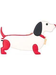 клатч в виде собаки Thom Browne
