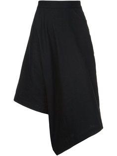 асимметричные укороченные брюки Y-3