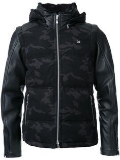 спортивная куртка с камуфляжным принтом Guild Prime