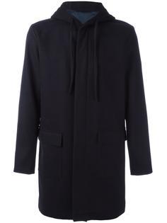 пальто с капюшоном Harmony Paris