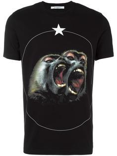 футболка Monkey Brothers Givenchy