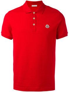классическая рубашка-поло Moncler