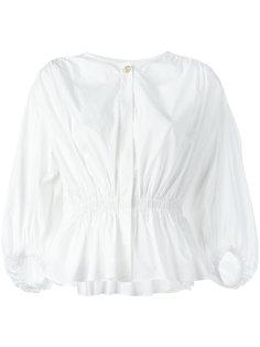 блузка с присборенной талией Sonia Rykiel