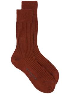 классические носки в рубчик Givenchy