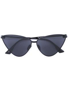 """солнцезащитные очки в оправе """"кошачий глаз"""" Le Specs"""