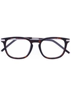 очки в черепаховой оправе Fendi Eyewear