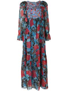 платье с цветочным узором See By Chloé
