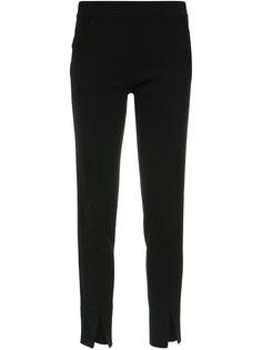 облегающие брюки Emporio Armani