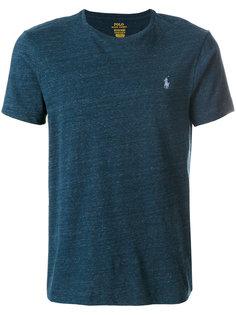 базовая футболка с логотипом Polo Ralph Lauren